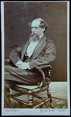 Charles Dickens, ca. 1865