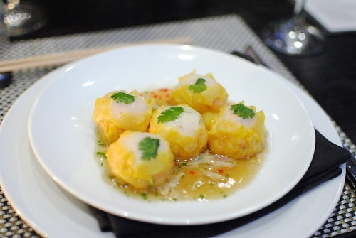 shrimp scallop dumplings
