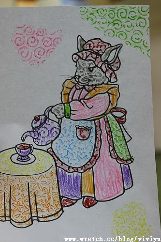 [旅遊.蘇澳]蜡藝彩繪館~體驗彩色筆DIY @VIVIYU小世界