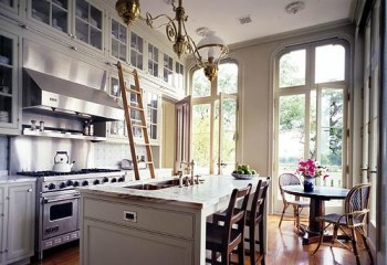 Peter Pennoyer architects kitchen