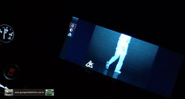 Câmera térmica