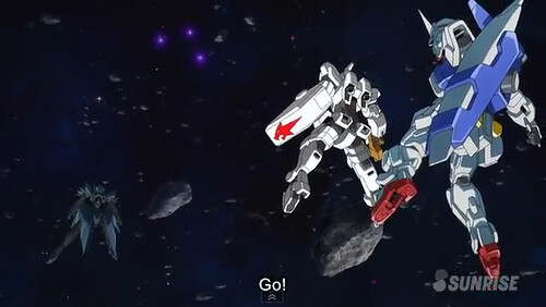 Mobile Suit AGE  Episode 4  White Wolf  Youtube  Gundam PH (3)
