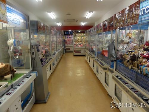 Shopping at Nakano, Tokyo