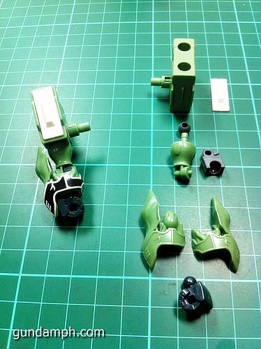 SD Kshatriya Review NZ-666 Unicorn Gundam (15)