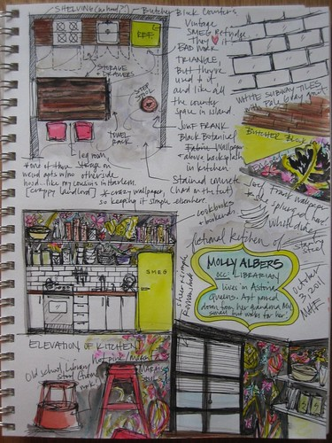 Fictional Kitchen: Molly Albers