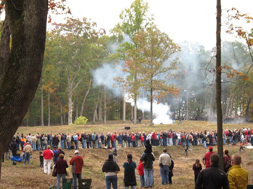Balls Bluff Reenactment 024