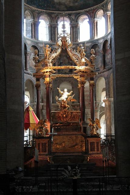Maître Autel, Basilique Saint-Sernin