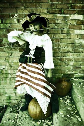 spooky pirate annie