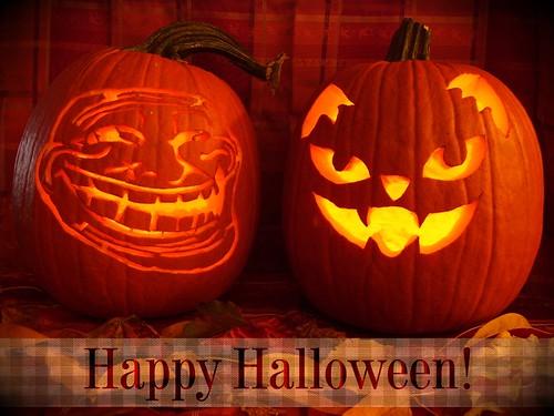 Happy Halloween! by pixygiggles