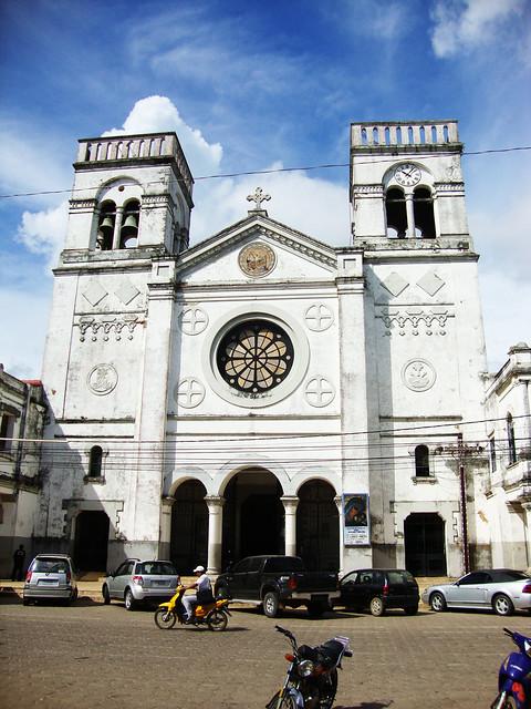 Iglesia de Trinidad Bolivia
