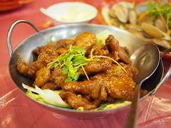Pork. Ban Leong Wah Hoe Seafood, Casuarina Road, Upper Thomson, SIngapore
