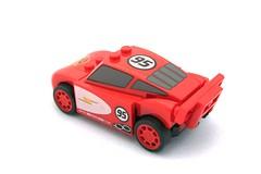 8487 Flo's V8 Cafe - Lightning McQueen 3