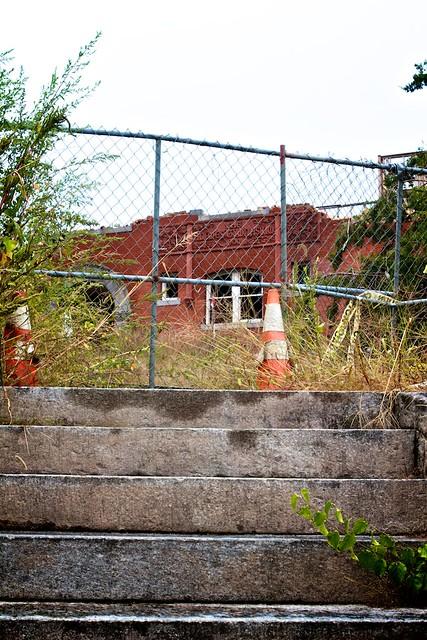 Fenced destruction