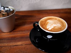 Flat White, Toby's Estate Coffee Singapore, 8 Rodyk Street