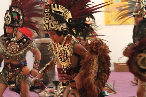 Copali Copili Aztec Dancers