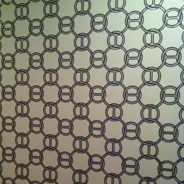 Papier peint Mors #hermes #lepradey