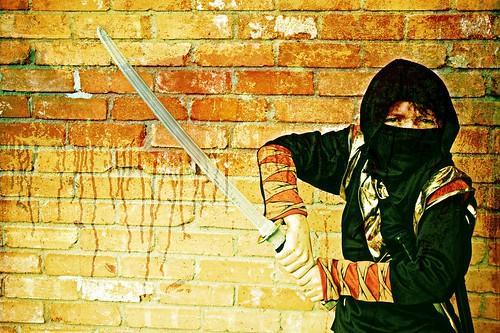 my scary ninja