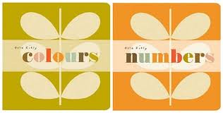 Orla Kiely, Colours and Numbers