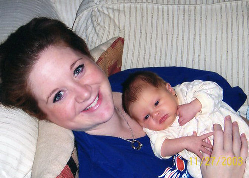 Princess and Me 9 days old