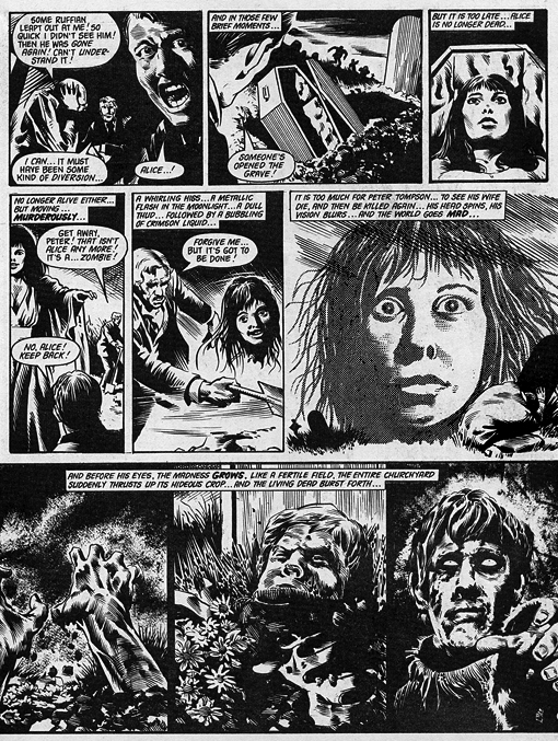 Plague of Zombies (1977)