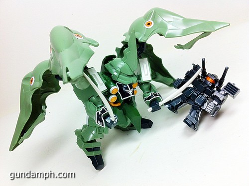 SD Kshatriya Review NZ-666 Unicorn Gundam (55)