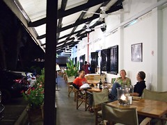 Al Fresco Seating, Pietrasanta Italian Restaurant, 5B Portsdown Road, Wessex Village, Singapore