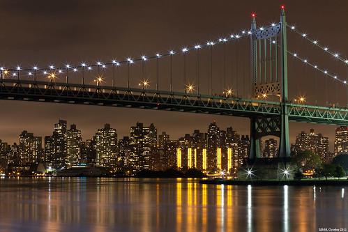 Triboro Bridge & The Bronx by LilFr38