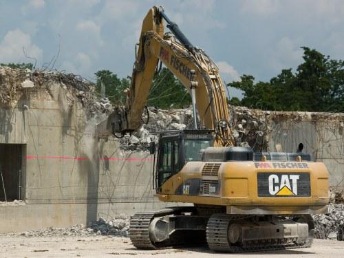 small resolution of cat 330d fwa slorf tags cat caterpillar fischer excavator bagger weilheim fwa