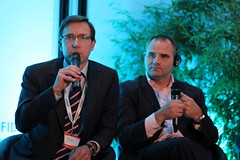 Pierre Blanc, Carrefour et Jimmy Ketelers, Kingfisher