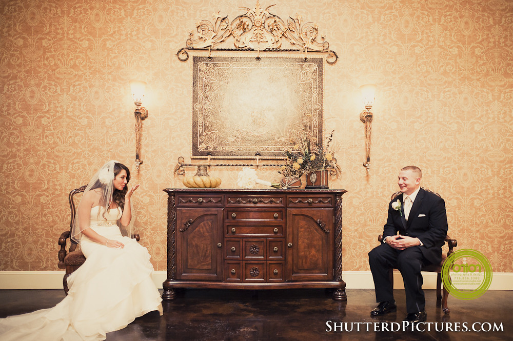 (weddings) Amanda + Eric: The Blown Kiss