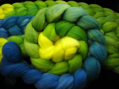 Peacock - Superwash Merino Wool
