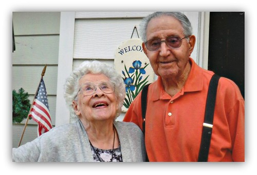 Mom & Dad September 2011