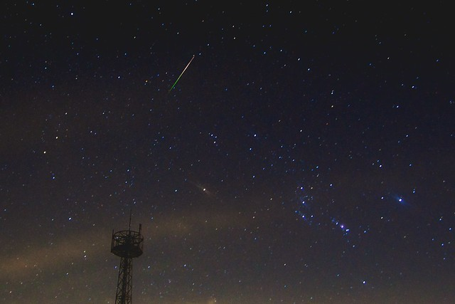 The Orionids 2011?