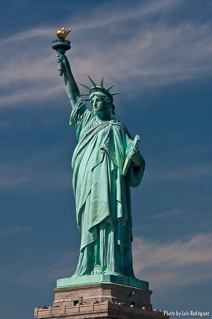 125 cumpleaos de la Estatua de la Libertad  Profundidad