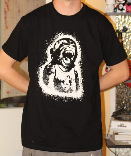 shirt ape bustart