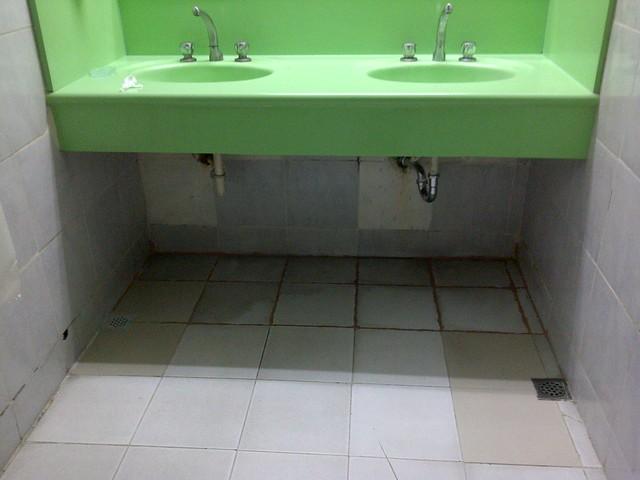 NAIA restroom