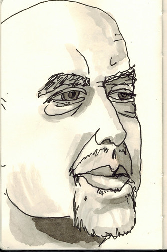 Dan Hoffman by husdant