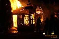 Scheunenbrand Lorch-Ransel 17.11.11