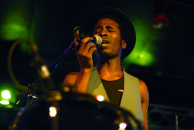 marques toliver @ the casbah