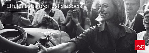 El futur és esforç i justícia social