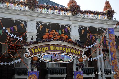 Disneyland Tokyo Halloween, 東京ディズニーランド ハロウィン