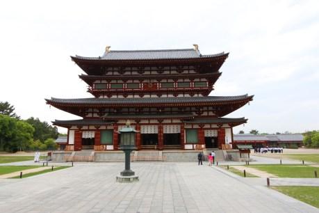 Nara architecture , Nara period Japan