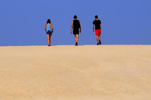Chapter 7 - Corralejo, the unbereable lightness of the desert (#3): The challenge