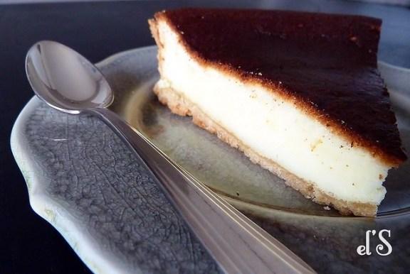 Gâteau de fromage blanc
