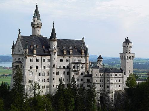 german castels