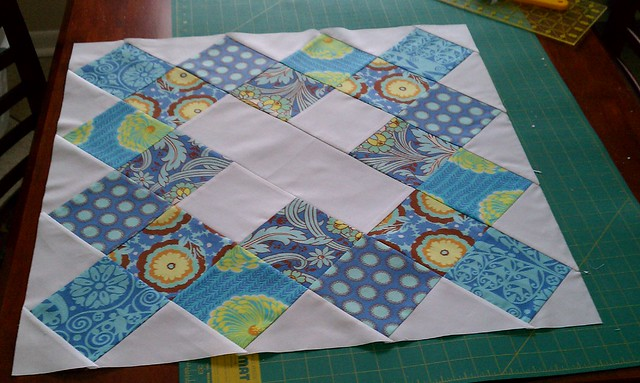 Blue Katie's Choice block