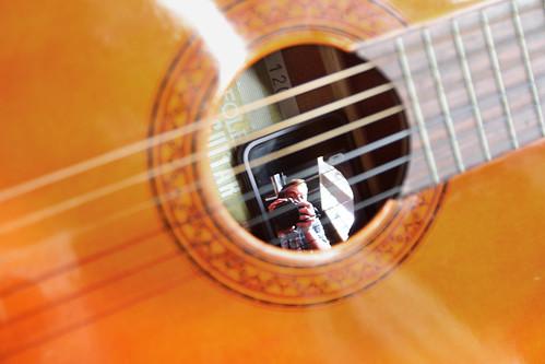 iPhone in Guitar Setup