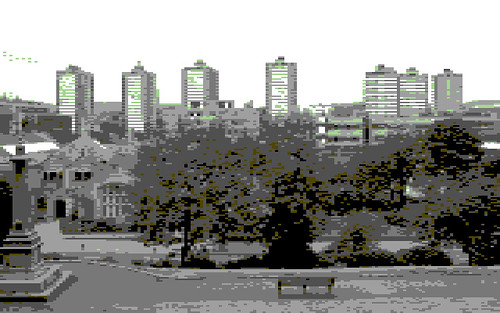Seven Sisters flats, Rochdale [c64]