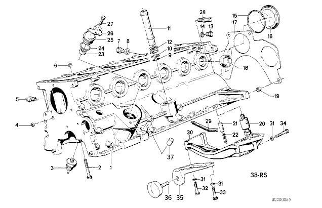 bmw 325i engine bay diagram
