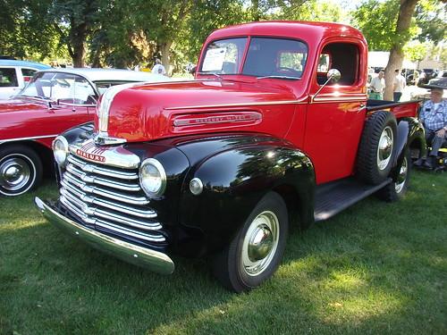 1947 Mercury truck
